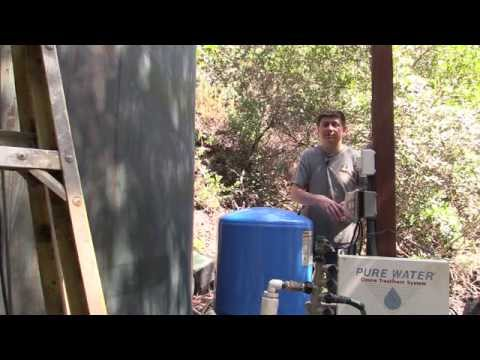 Installing your own ozone water treatment system