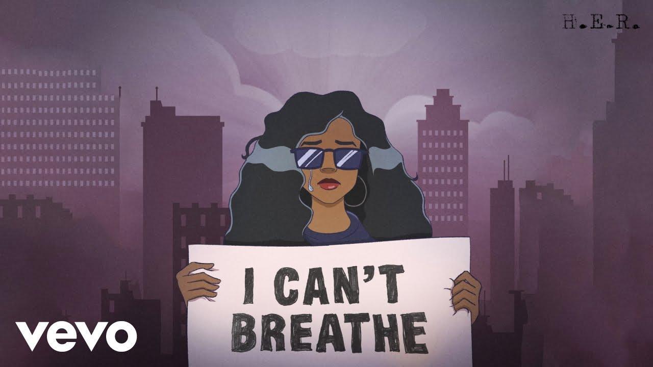 H.E.R. - I Can't Breathe (Audio)