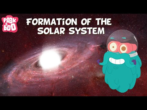 formation and evolution of the solar system - photo #11