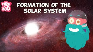 Formation Of The Solar System | The Dr. Binocs Show | Learn Series For Kids