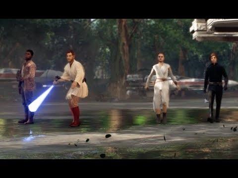 Star Wars Battlefront 2 Heroes Vs Villains 639 Finn MVP thumbnail