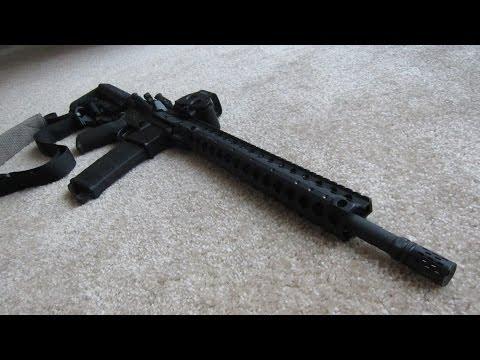 "Centurion Arms 5.56 CMR 14"" Modular Handrail"