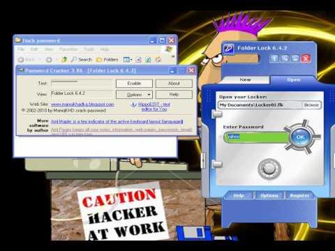 How to hack asterisks password.wmv
