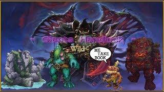 Hearthstone - Naga Giants Warlock - KnC Revised - Low Rank Wild