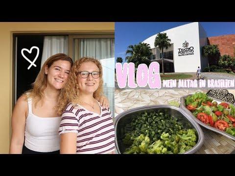 Ernährung Gewalt in Brasilien Freunde treffen ~ Ferien-Vlog  Auslandsjahr 201819 ♥︎ Leonie4ever