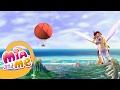 Мия и Я - 1 сезон 13&14 серия - Огненный единорог |  Мультики для детей про эльфов, единорогов