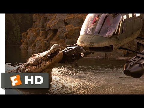 Lake Placid (5/5) Movie CLIP - Hector's Close Call (1999) HD