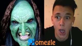 The Necromancer goes on Omegle!