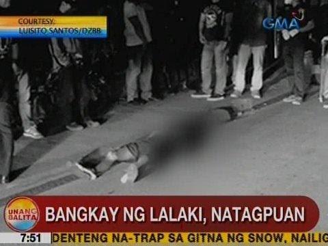 UB: Bangkay ng lalaki, natagpuan sa Bicutan, Taguig