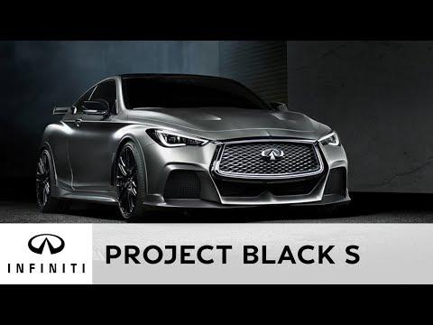 INFINITI BLACK S