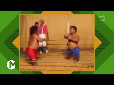 UFC Com Anões - Mesa Quadrada (05/06/16)