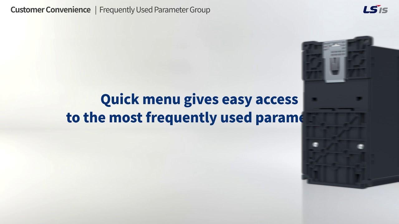 "LSIS LV G100 PR Video (3'34"") [English]"