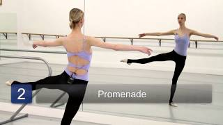 How to Do the Fouette in Ballet Dancing : Ballet 101