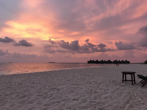 Malediven, Coco Palm Dhuni Kolhu, Turtles Island, Maldives, Place To Relax In The Overwater Villa