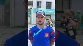 Никита Монахов капитан команды по бейсболу на Универсиаде 2017