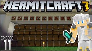Mob Farm & Minigolf!   Hermitcraft 7 - Ep. 11