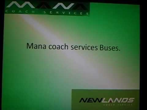 Wellington bus fleets - Part 8 - MANA COACH SERVICES!!!!!!!!!