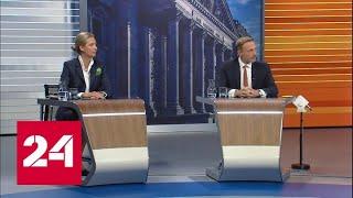 Теледебаты в Германии: Ланшет выступает за \