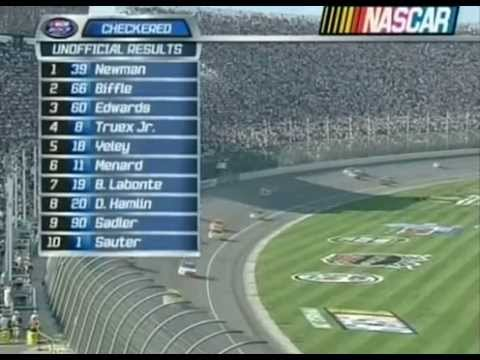 2005 Domino's Pizza 250 Highlights