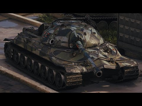 World of Tanks IS-7 - 7 Kills 11,1K Damage