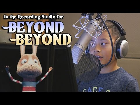 EVAN MAKES A MOVIE!!! In the Recording Studio with EvanTubeHD - BEYOND BEYOND