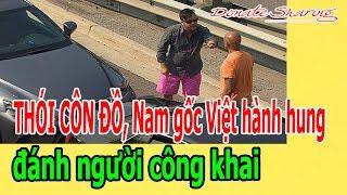 TH.Ó.I CÔN Đ.Ồ, N.a.m gốc Việt h.à.nh h.u.ng đ.á.nh ng.ư.ờ.i công khai