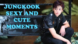 Jungkook Sexy and Cute Moments