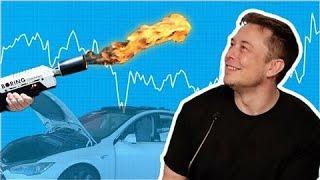 Elon Musk's 2018: Tesla, Flamethrowers and Lots of Tweets