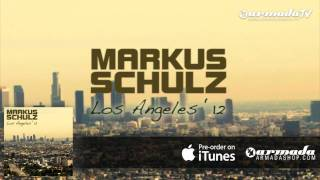Pre-order now: Markus Schulz - Los Angeles