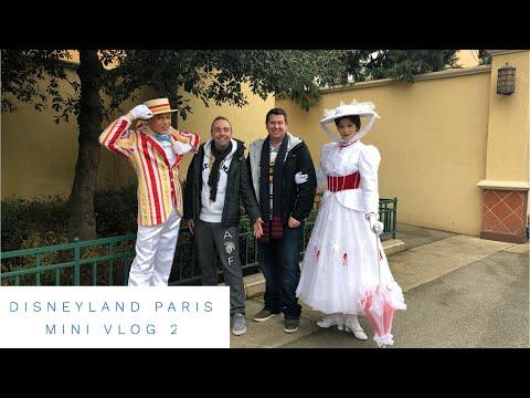 Disneyland Paris Vlog  March 2018  Mini Vlog 2  Disneyland Paris fun on St Patrick's Day