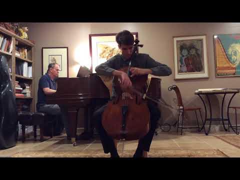 Lalo Cello Concerto in D minor, 1st movement