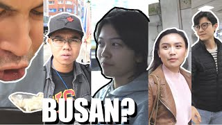 How we traveled to KOREA for FREE! - BUSAN Travel Vlog