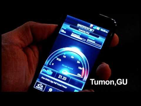 GUAM'S FIRST 4G LTE NETWORK