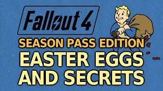Fallout 4 Season Pass Easter Eggs And Secrets HD