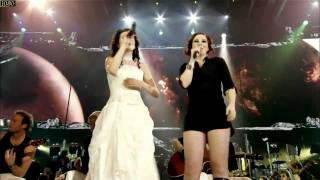 Somewhere featuring Sharon den Adel from Within Temptation and the ...