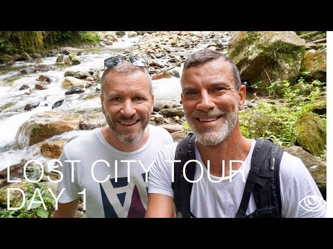 Lost City Tour Day 1 / Colombia Travel Vlog #152 / The Way We Saw It