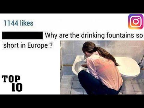 Top 10 Dumbest Instagram Posts