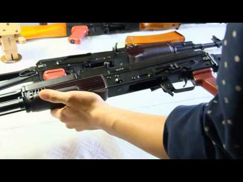 Arsenal SLR-104 FR Review 5,45x39 (Factory Bulgarian AKS-74 Clone)