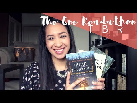 THE ONE READATHON TO RULE THEM ALL || April 2018