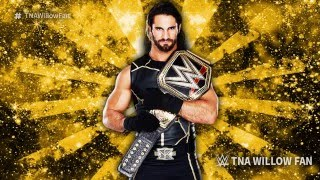 "WWE Seth Rollins 4th Theme Song ""The Second Coming"" 2016"