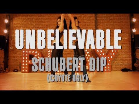 Unbelievable  Schubert Dip  Brinn Nicole Choreography