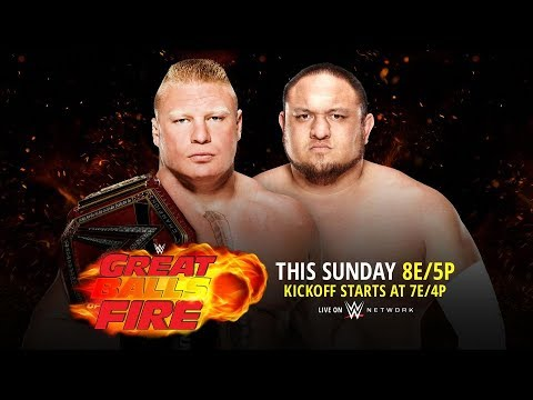 Great Balls of Fire PPV - YouTube