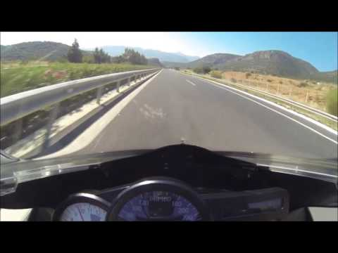 K1200S Trip from Athens to Vlacherna on 01.10.16.mp4
