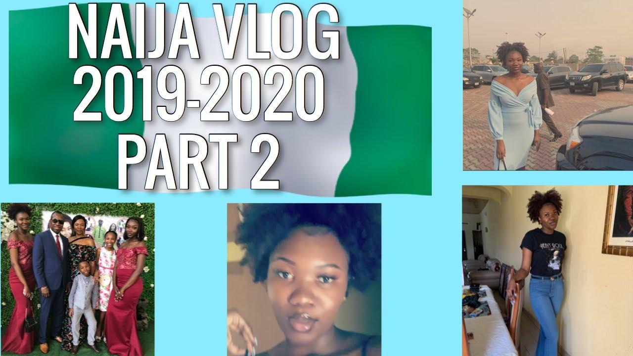 NAIJA VLOG 2019-2020: PART 2: IMO STATE