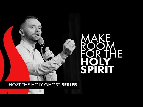 MAKE ROOM FOR THE HOLY SPIRIT | Pastor Vlad