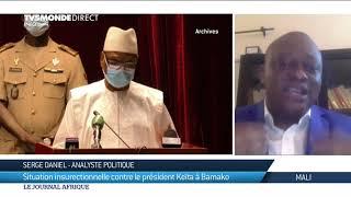 Mali : situation insurrectionnelle à Bamako