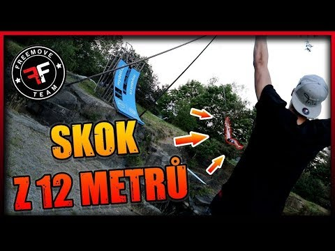 SKOK Z 12 METRŮ?! from YouTube · Duration:  10 minutes 2 seconds