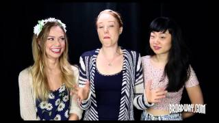 """A Trio of """"Heathers"""" Stars on Getting in Touch with Their Inne…"""
