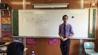 Trigonometric Graphs with Multiple Modifications (1 of 2: Phase & Frequency)