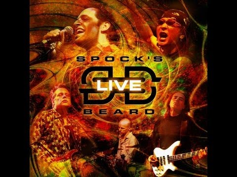 Spocks Beard - Live 2008 - Netherlands FULL HD